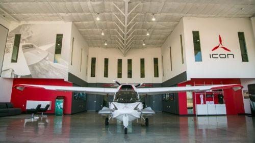 ICON Aircraft Updates